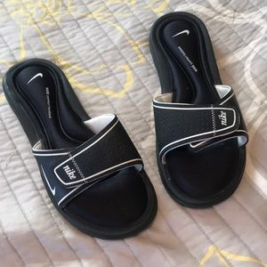 Nike comfort slides